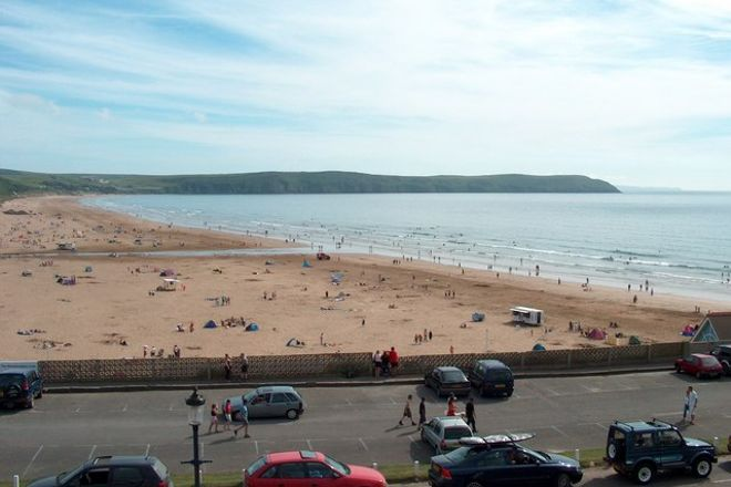 Woolacombe Beach, Woolacombe, United Kingdom